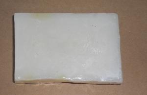 Sabun Opak, terbuat dari Olive oil, soya oil. Berat 100gram, Harga Rp. 9.000 Minimum order 100pcs
